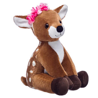Online Exclusive Fawn with Flower Headband, , hi-res