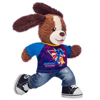 Online Exclusive Playful Pup Sonic the Hedgehog Gift Set, , hi-res