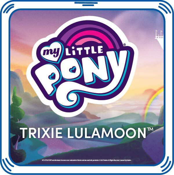 MY LITTLE PONY TRIXIE 6-in-1 Sayings, , hi-res