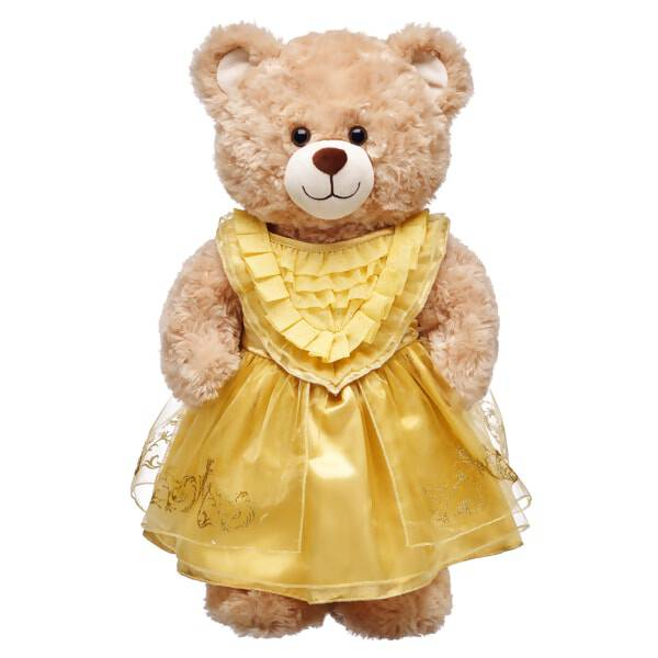 Disney's Beauty and the Beast Belle Dress - Build-A-Bear Workshop®
