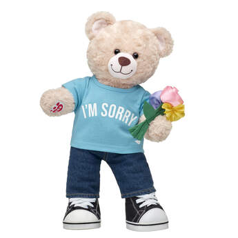 Online Exclusive Happy Hugs Teddy I'm Sorry Gift Set, , hi-res