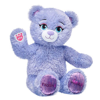 Disney Frozen 2 Anna Inspired Bear - Build-A-Bear Workshop®