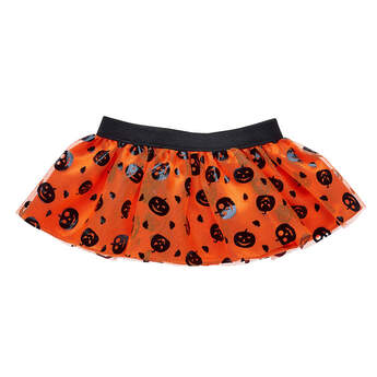 Halloween Pumpkin Tutu Skirt - Build-A-Bear Workshop®