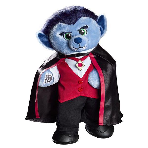 Vampire Teddy Halloween Gift Set, , hi-res