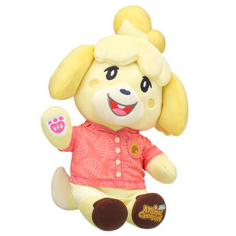 Animal Crossing™: New Horizons Isabelle - Summer - Build-A-Bear Workshop®