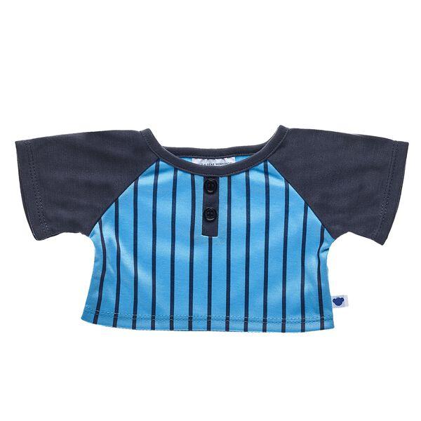Blue Raglan T-Shirt, , hi-res