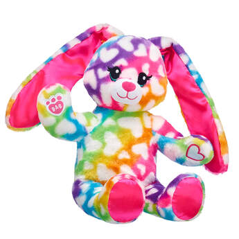 Rainbow Friends Bunny - Build-A-Bear Workshop®