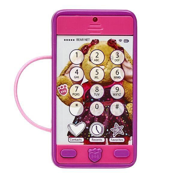 Fuchsia Toy Smartphone, , hi-res
