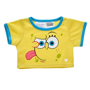 SpongeBob SquarePants T-Shirt - Build-A-Bear Workshop®