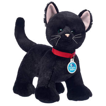 Promise Pets™ Black Cat - Build-A-Bear Workshop®