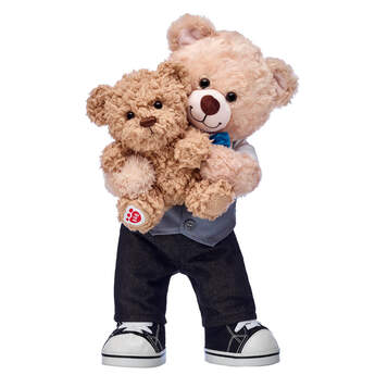 Online Exclusive Take Your Teddy to Work Gift Set, , hi-res