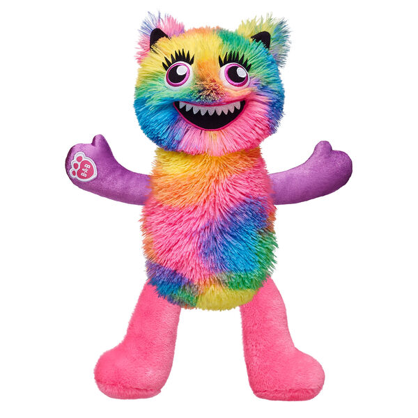 """Express your inner monster with this adorable stuffed animal gift set! It's monstrously fun to assemble your own monster creaton, and this gift set includes a rainbow body, purple arms and pink legs.<p>Price includes:</p>  <ul>    <li>Monster Mixters Rainbow Body</li>     <li>Monster Mixters Purple Arms</li>    <li>Monster Mixters Pink Legs</li> </ul>"""