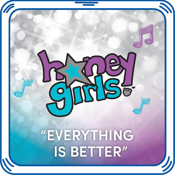 "Honey Girls ""Everything is Better"" Sound, , hi-res"