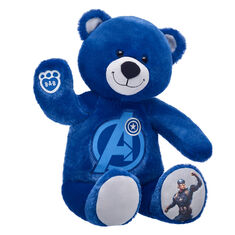 Captain America Bear, , hi-res