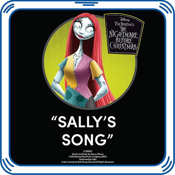 "Disney Tim Burton's The Nightmare Before Christmas ""Sally's Song"" - Build-A-Bear Workshop®"