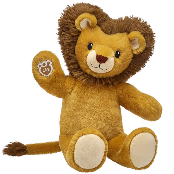 Lovable Lion - Build-A-Bear Workshop®
