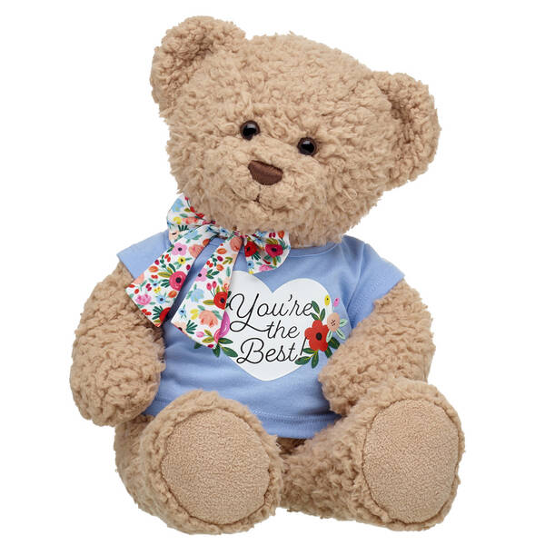 Online Exclusive Timeless Teddy You're the Best Gift Set, , hi-res