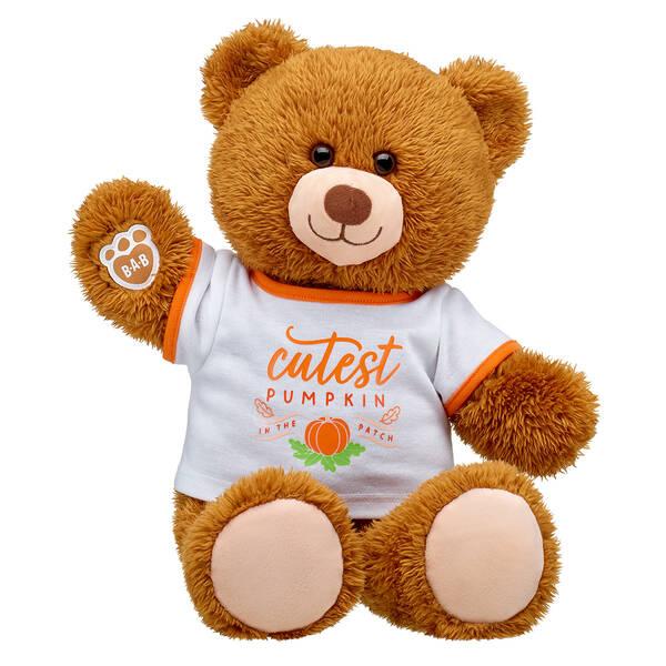Online Exclusive Happy Brown Bear Pumpkin Patch Gift Set, , hi-res