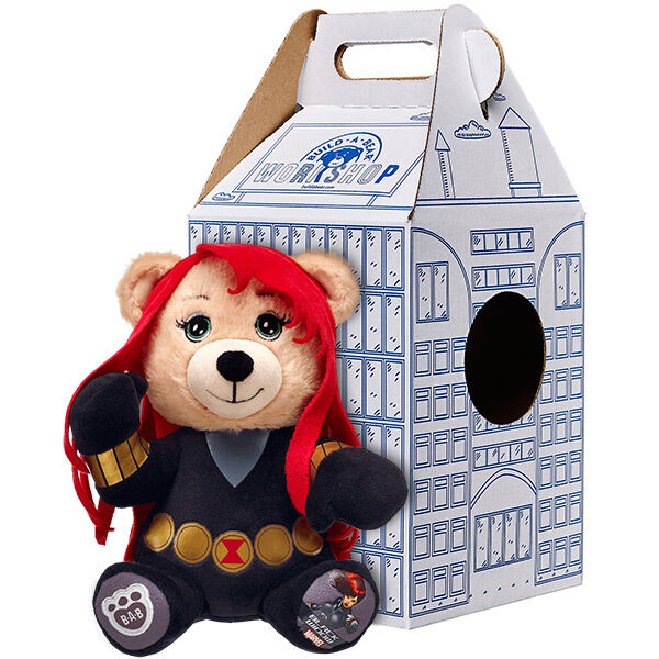 Marvel Mega Minis Black Widow™ Bear, , hi-res