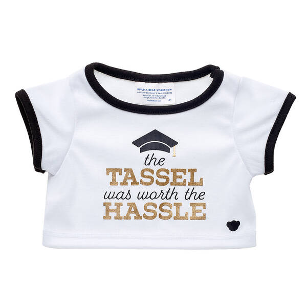 Online Exclusive Worth the Hassle T-Shirt - Build-A-Bear Workshop®