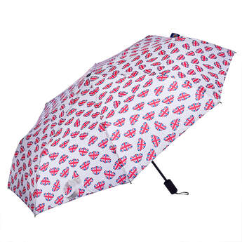 Union Jack Bear Compact Umbrella - Build-A-Bear Workshop®
