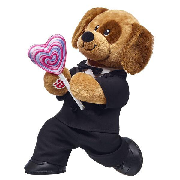 Chocolate Chunk Pup Tuxedo Gift Set, , hi-res