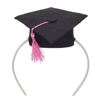 Graduation Cap Headband - Build-A-Bear Workshop®