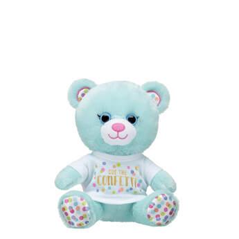 Online Exclusive Build-A-Bear Buddies Confetti Cub Gift Set, , hi-res