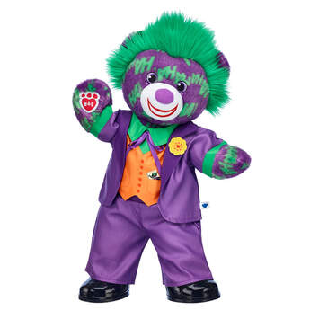 The Joker™ Plush Bear Gift Set - Build-A-Bear Workshop®
