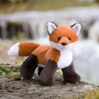 Online Exclusive Fox - Build-A-Bear Workshop®