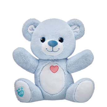 Online Exclusive 25cm Pre-Stuffed Baby Boy Bear - Build-A-Bear Workshop®