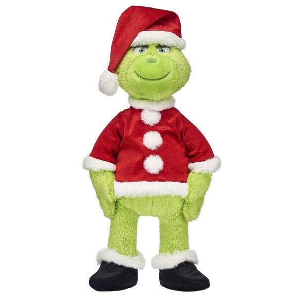 The Grinch Santa Suit 3 pc., , hi-res