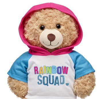 Rainbow Squad Hoodie, , hi-res