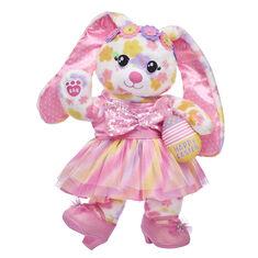 Pink Spring Petals Bunny Gift Set, , hi-res