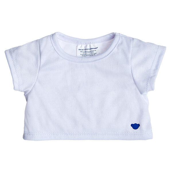 White T-shirt, , hi-res