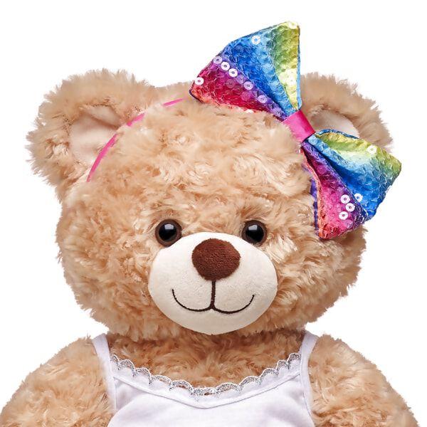 Rainbow Sequin Headband, , hi-res
