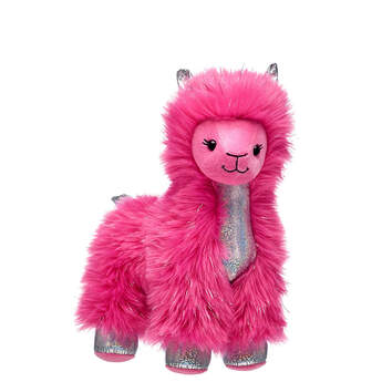 27cm Shear Sparkle Llama - Build-A-Bear Workshop®