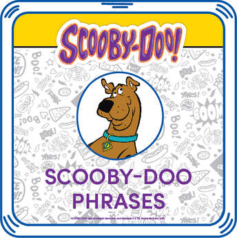 Scooby-Doo™ Phrases - Build-A-Bear Workshop®