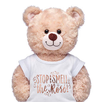 Online Exclusive Stop and Smell the Rosé Tee - Build-A-Bear Workshop®