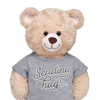 E GRY SEND HUGS T - Build-A-Bear Workshop®
