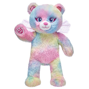 Pastel Bear Fairy Friend - Build-A-Bear Workshop®