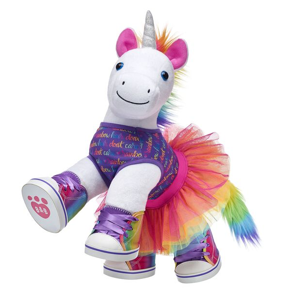 Build A Bear Unicorn Uk