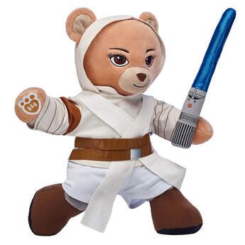 Rey™ Bear with Lightsaber™ Gift Set, , hi-res