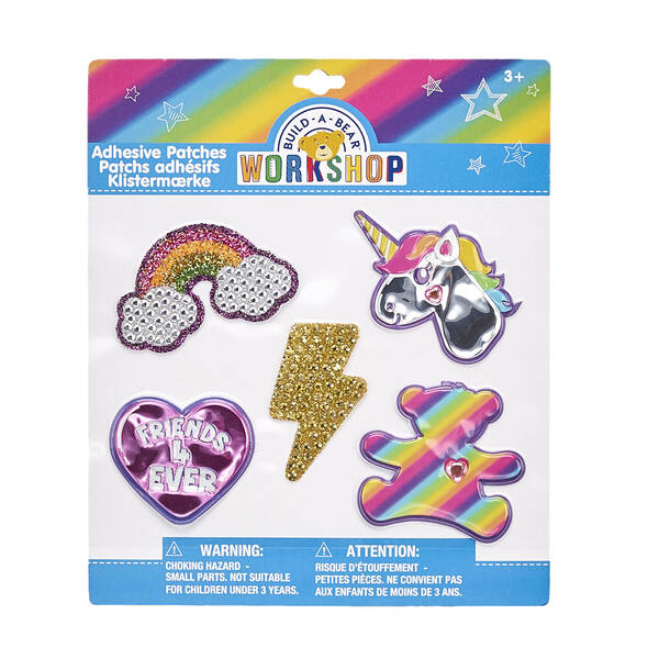 Colour your world with fun! This fun set of stickers is bursting with creative ways for you to rock the rainbow!
