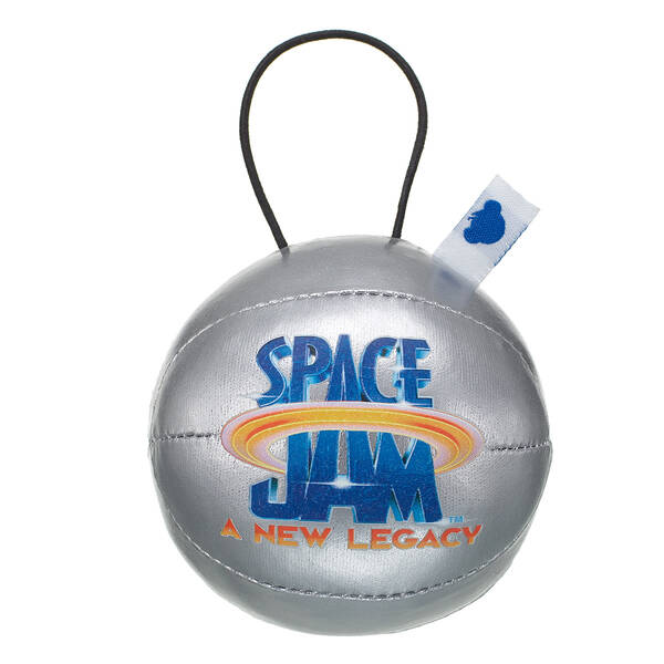 Online Exclusive Space Jam: A New Legacy Basketball Wristie - Build-A-Bear Workshop®