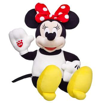 Online Exclusive Disney Minnie Mouse - Build-A-Bear Workshop®