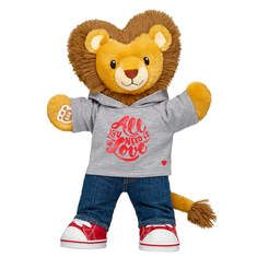 Online Exclusive Lovable Lion All You Need Is Love Gift Set, , hi-res