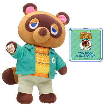 Animal Crossing™: New Horizons Tom Nook Winter Gift Bundle with Phrases, , hi-res