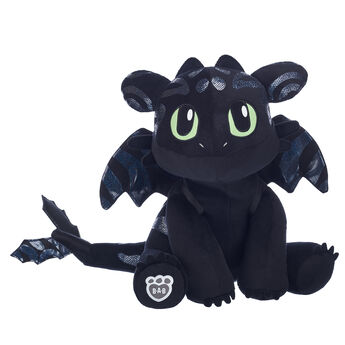 Special Edition Hidden World Toothless Plush Collectible