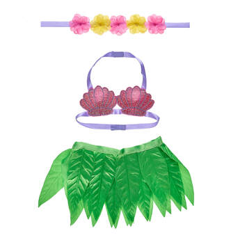 Hula Skirt Set 3 pc. - Build-A-Bear Workshop®